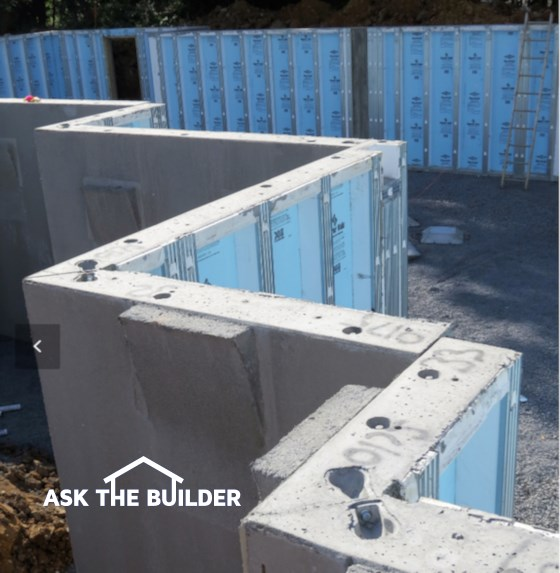 Precast Foundation Walls