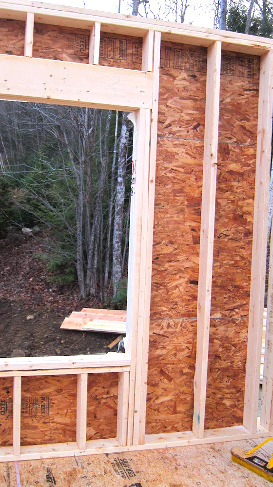 2 4 vs 2 6 exterior walls ask the builder for Door jamb size for 2x6 walls