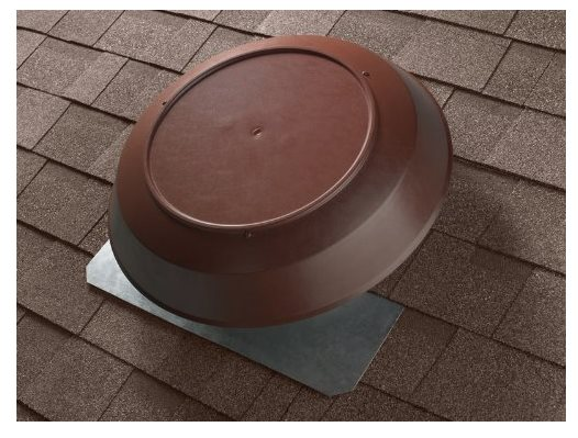 attic fan powered by electricity