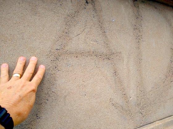 pressure washer damage stone