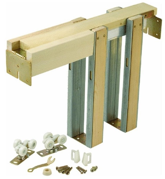 Merveilleux Pocket Door Frame