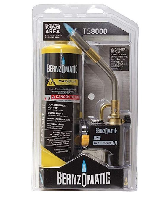 propane mapp torch kit