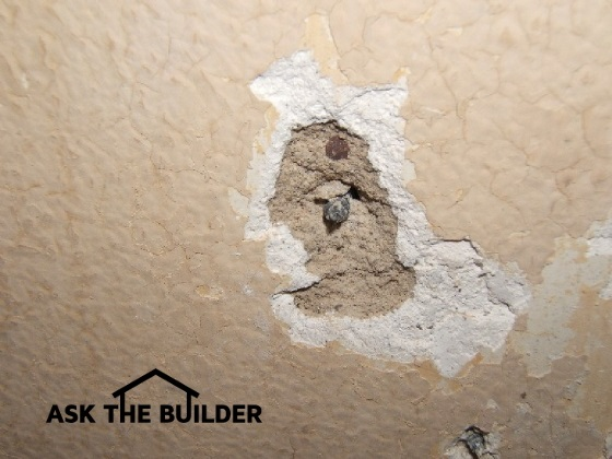 Patching Plaster Walls
