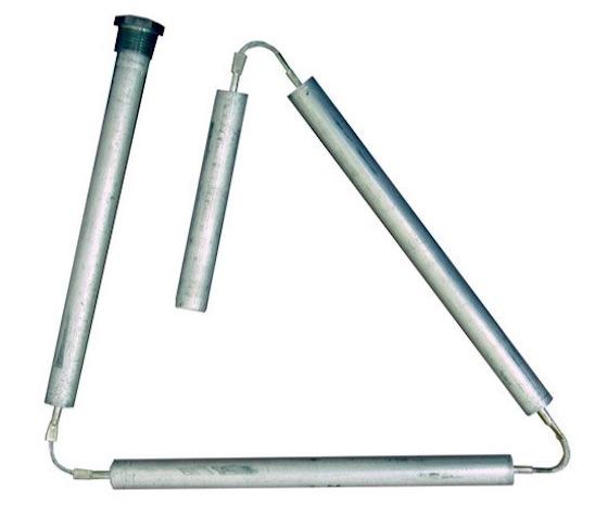 aluminum anode rod