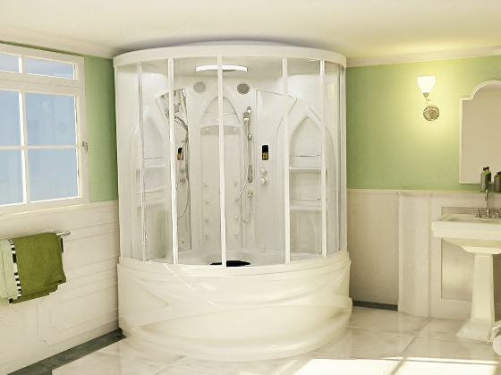 How Does A Steam Shower Work.Steam Room Ask The Builder