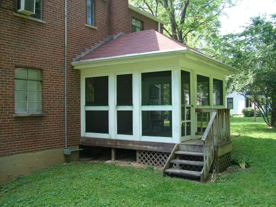 Screened Porch Design Ask The Builder