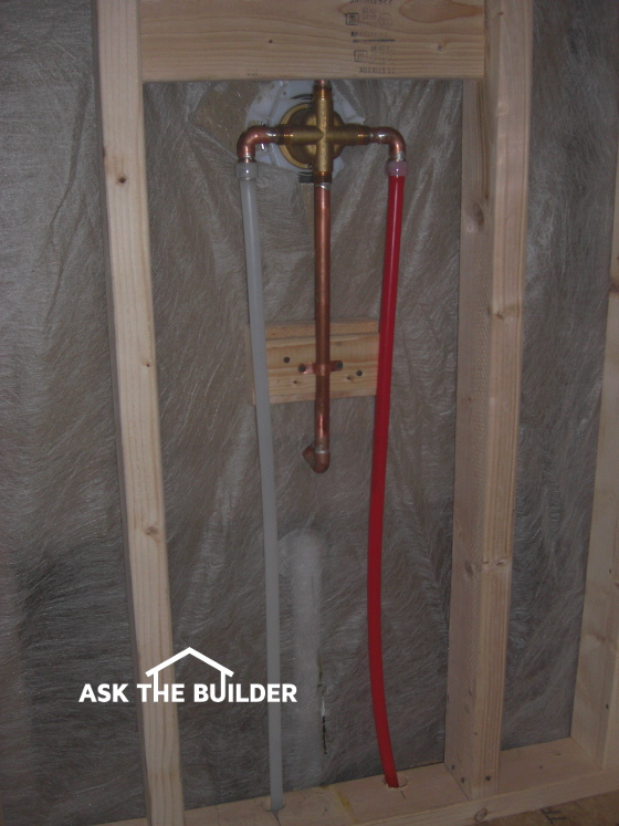 It 39 s fast and easy to connect pex leak free diy joints for Pex pipe vs copper
