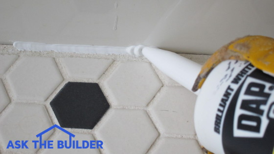 tub caulk