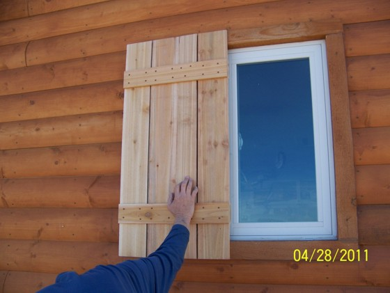 Adding Shutters To Garage Windows Ask The Builderask The