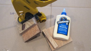Both wood surfaces need to be clean and at room temperature for great results. Clamping is a must. Photo Credit: Tim Carter