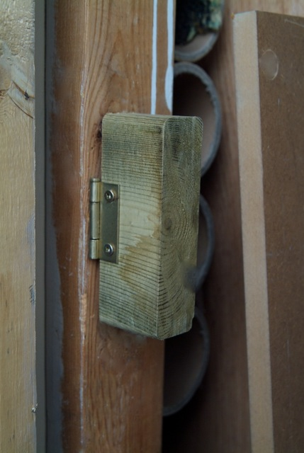 Shed Door Latch Tip Ask The Builder