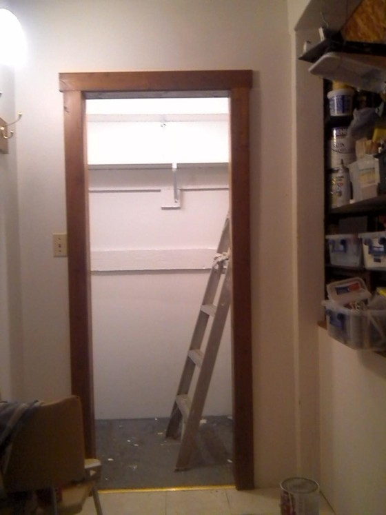 Closet Organization Remodeling Project Ask The