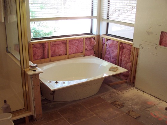 Paul Majcher's Bathroom