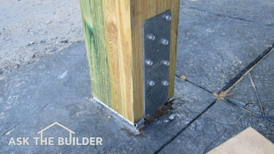 Hold Down Anchor Tips Ask The Builder