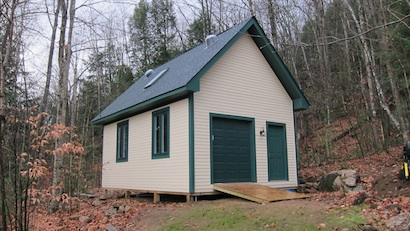Deluxe Two-Story Shed Plans - Ask the Builder