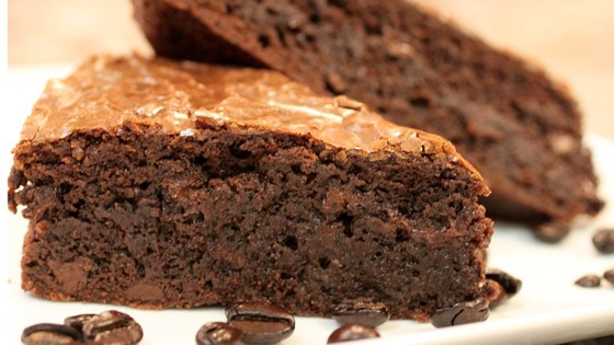 Espresso Brownies by Jason Hill