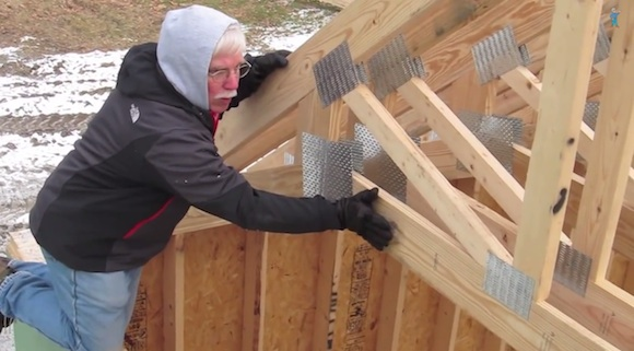 How To Modify Wood And Attic Trusses