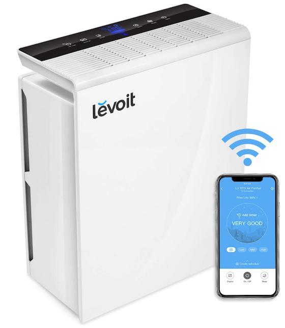levoilt wifi air purifier