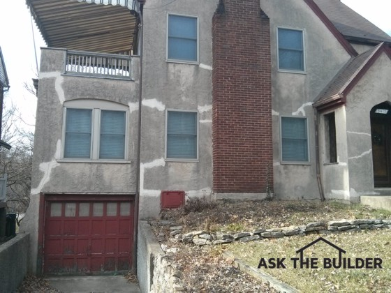 Stucco Crack Repair Products Ask The Builder