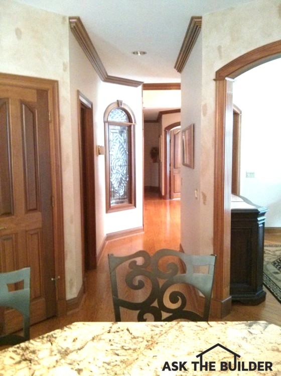 What Does Foyer Room Mean : Hallway ideas ask the builder