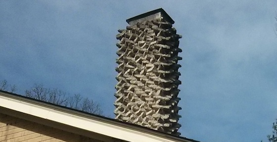 Stone Chimney Cap Ask The Builder