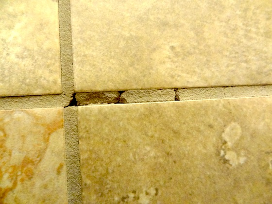 Grout Cracking Floor Tiles - Ask the Builder