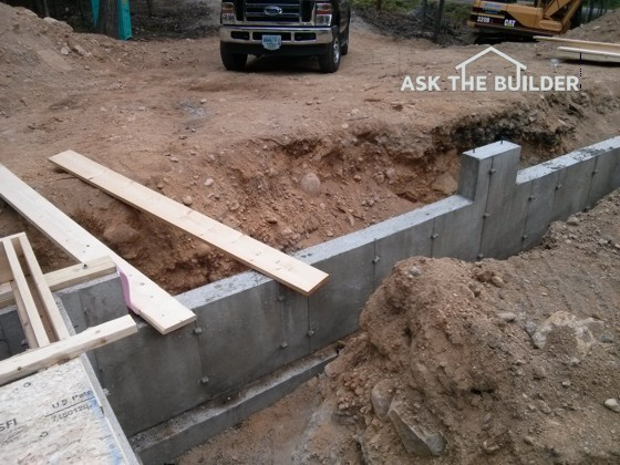 Compact Fill Under Slab Ask The Builder