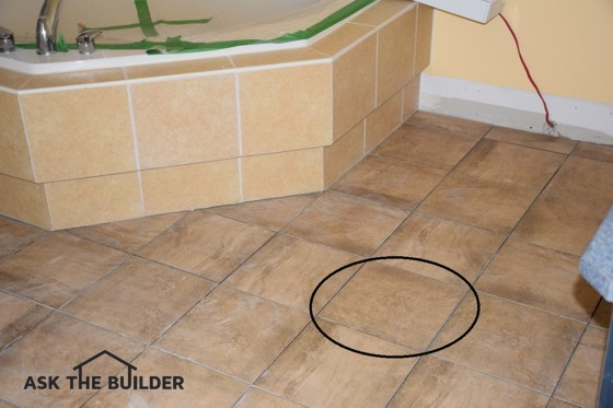 Painting A Ceramic Tile Floor Easy Askthebuilder
