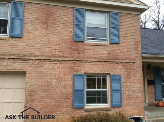 Clean brick wall - How to clean brick house exterior ...