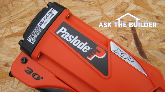 Paslode Cordless Xp Framing Nailer Cf325xp Review
