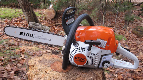 Stihl ms 251 c chainsaw review ask the builderask the builder heres the modern version of the saw i used all those years ago this is greentooth