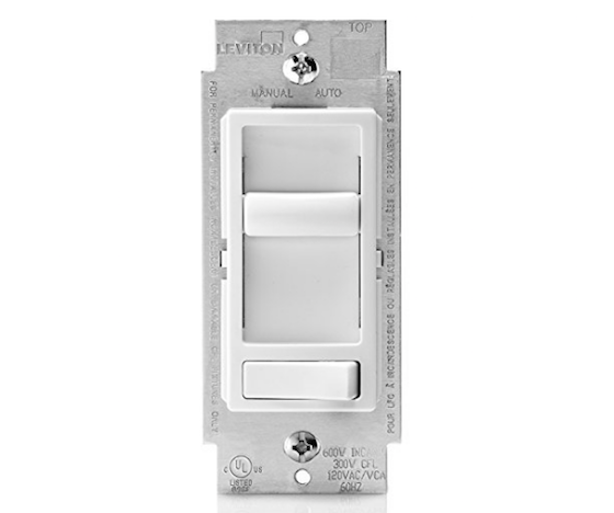 hereu0027s a dimmer switch for led and regular lights i believe it works for cfl bulbs to click the image above to order it now