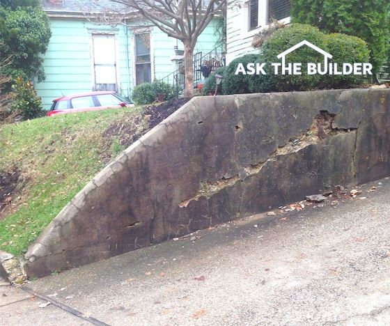 Retaining Wall Repair Cost