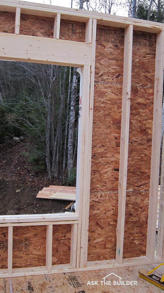 2x4 vs 2x6 exterior walls ask the builder for Door jamb size for 2x6 walls