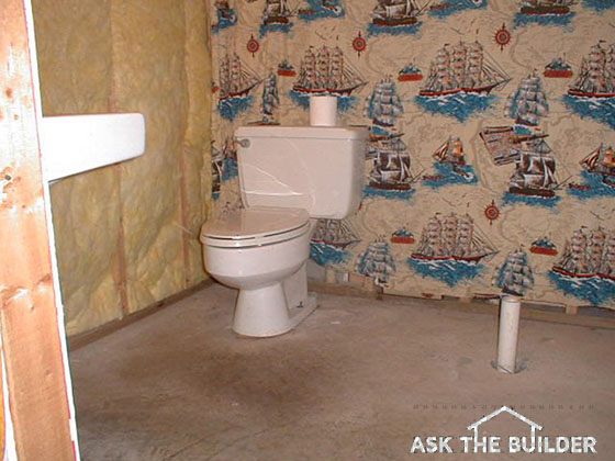 Bathroom Remodeling Sequence - Ask the Builder