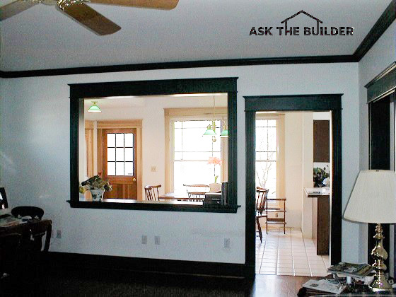 load bearing wall