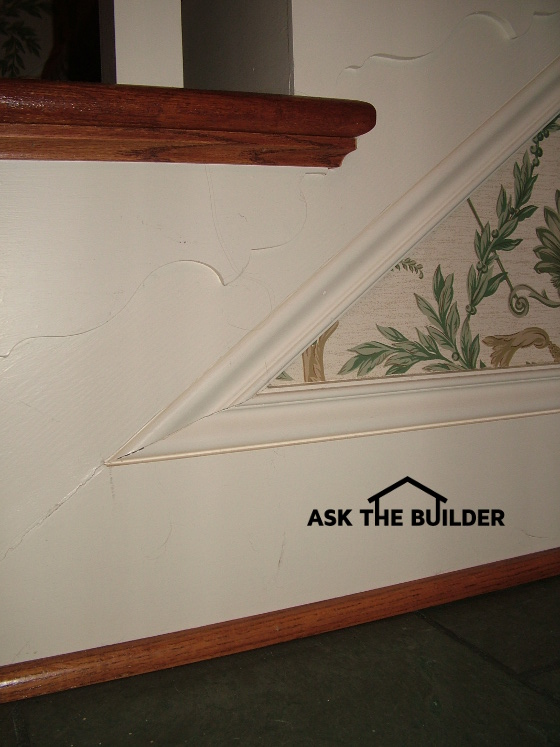 Stair Trim Molding Ask the BuilderAsk the Builder