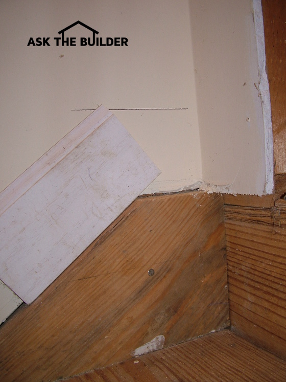Stair Trim Molding Ask The Builder