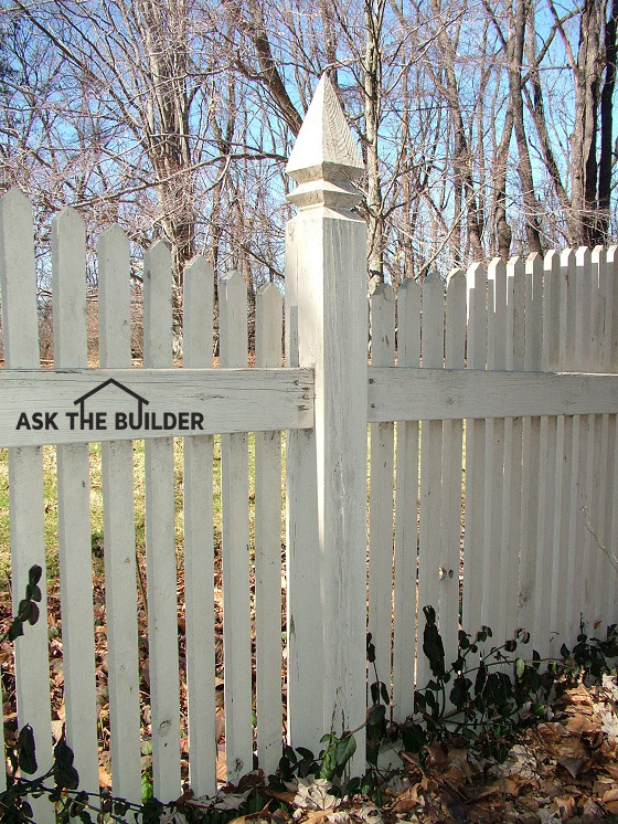 Fence Posts Ask The Builder
