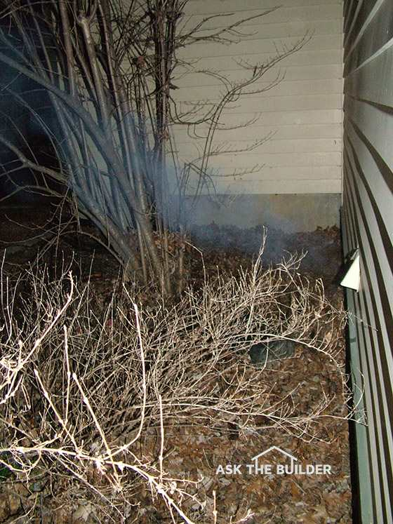 clothes dryer venting