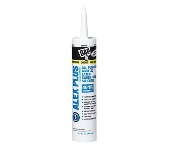 Acrylic Caulk tube DAP
