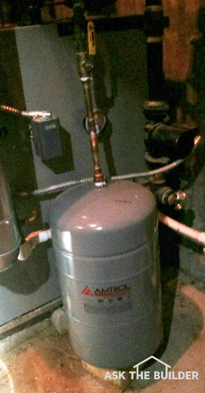 Water Heaters - Expansion Tanks