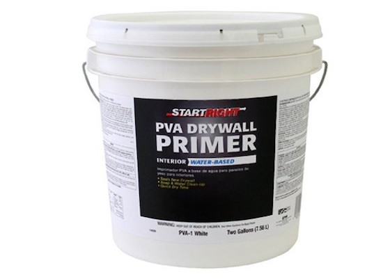 drywall primer 2 gallon bucket