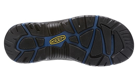 Keen hiking boot sole