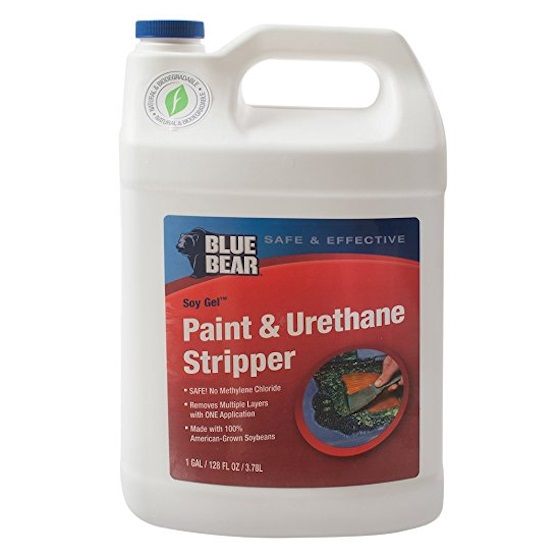 paint urethane stripper