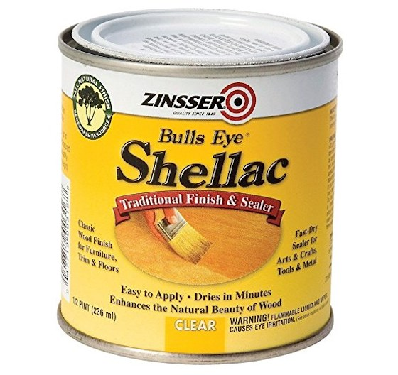 Shellac Clear