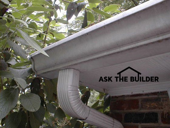 How to Paint Aluminum Gutters