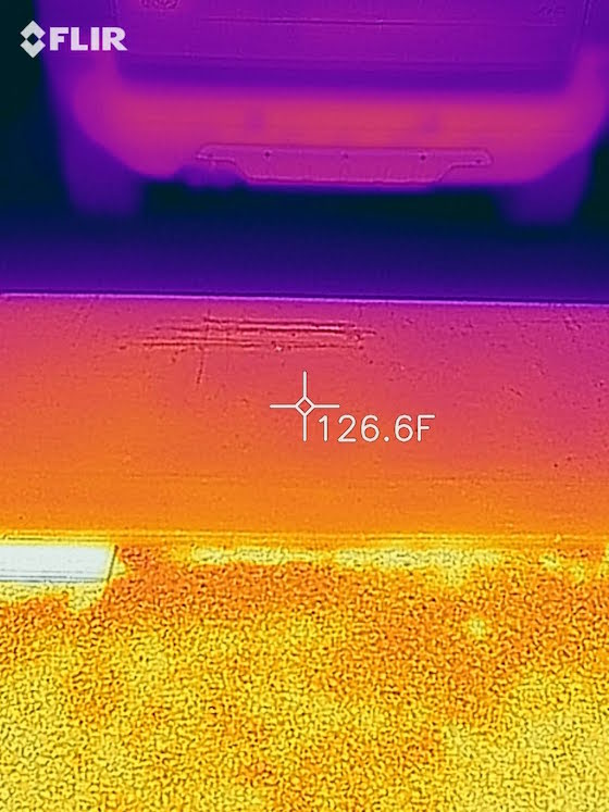 Hot Garage Ventilation - Sunlight Heats Everything Up | AsktheBuilder.com