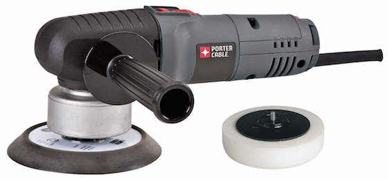 orbital sander / polisher