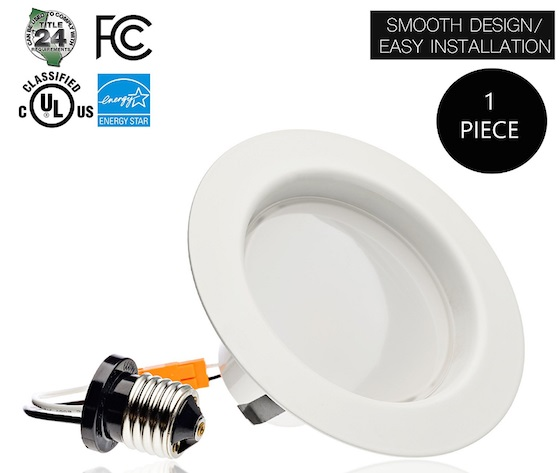 recessed light transformer kit